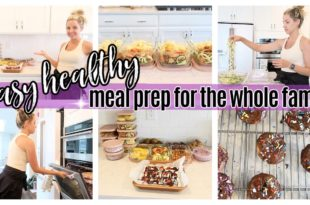 *NEW* EASY MEAL PREP FOR THE WHOLE FAMILY GLUTEN FREE MEAL PREP TIFFANI BEASTON HOMEMAKING 2021 SAHM Egg cups: Put onion, pepper, meat in muffin tins first and top with egg and cheese mixture (12 eggs) bake on 350 for 15-20 min