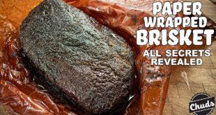 Texas Pitmaster Reveals All Brisket Secrets   Chuds bbq